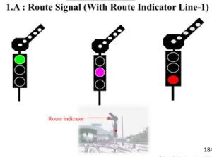 Route Signal